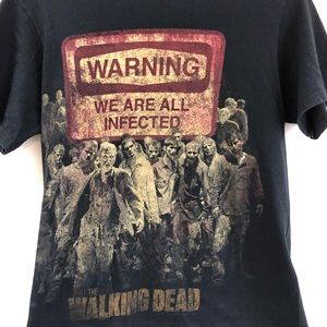 Other - Walking Dead Graphic Tee  Small